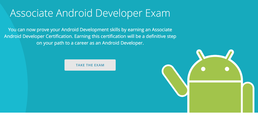 Associate Android Developer Certification(AAD)認證介紹