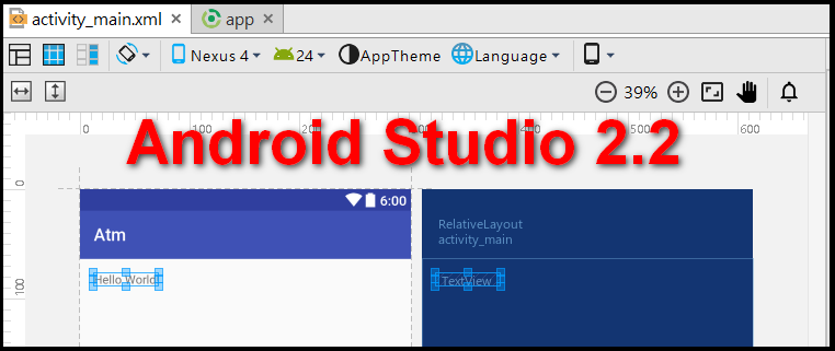 新版Android Studio 2.2的新功能真佛心