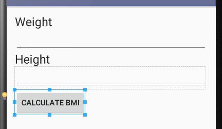 上戰場了,寫個Bmi APP吧,專案Layout與元件設計