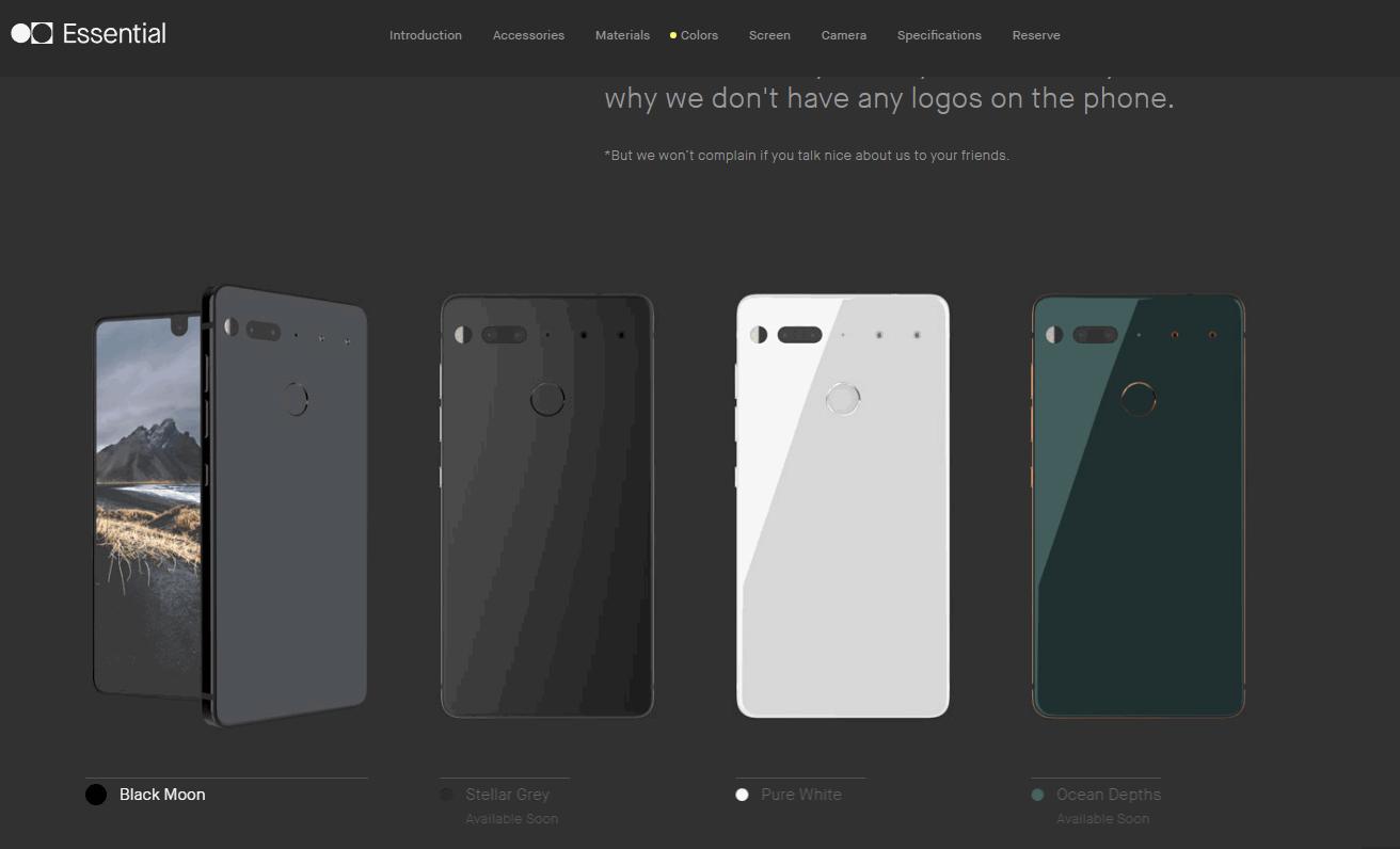 Android之父打造的新一代智慧型手機 Essential PH-1,一定要認識的Andy Rubin