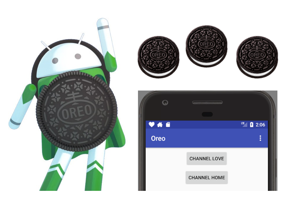 Android 8.0 Oreo一定得實作的通知頻道Notification channels
