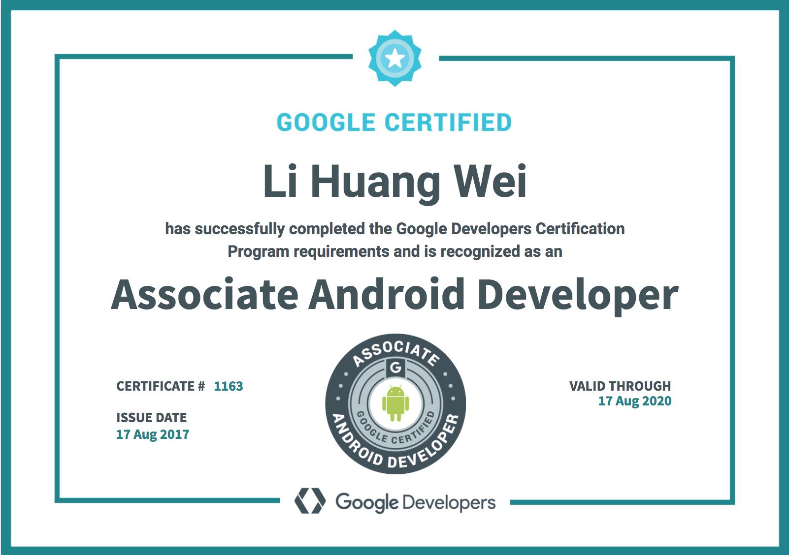 aad LI-Huang-Wei